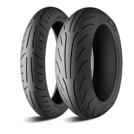 MICHELIN 120/70 - 12 POWER PURE SC 51P F/R TL