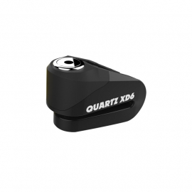Quartz XD6 disc lock(6mm pin) Black
