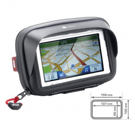 Givi S954 Universal GPS-Smartphone holder.