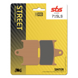 BRAKE SBS 715LS (FA254)