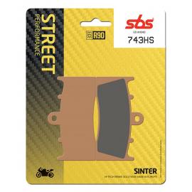 BRAKE SBS 743HS (FA294)