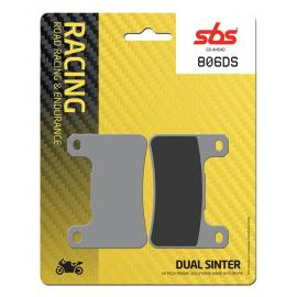 BRAKE SBS 806DS (FA379)