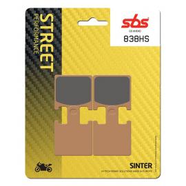 BRAKE SBS 838HS  (FA417/4) FRONT