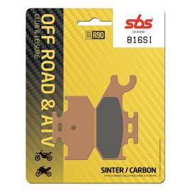 BRAKE SBS 816SI (FA428)