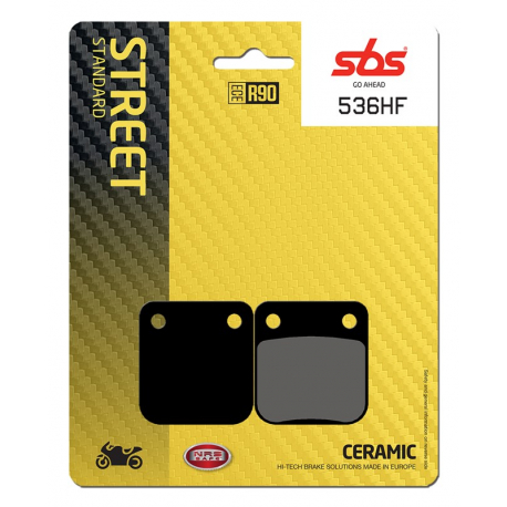 BRAKE SBS 536HF (FA54)
