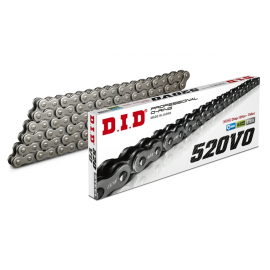 DID 520 X 120 VO O-RING CHAIN (750CC MAX)