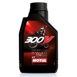 MOTUL 300V FACTORY LINE OFF ROAD 5W40 - 1L