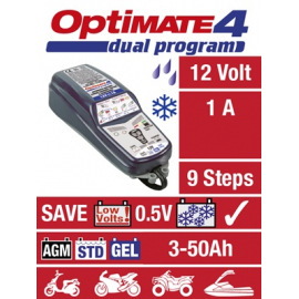 OPTIMATE 4 BATTERY CHARGER - TM340