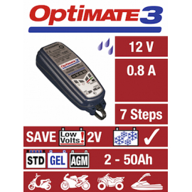 OPTIMATE 3 BATTERY CHARGER - TM430