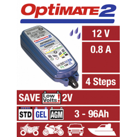 OPTIMATE 2 BATTERY CHARGER - TM420