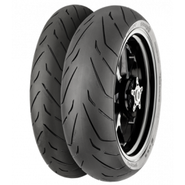 CONTINENTAL ROAD 120/70R17 & 190/55R17 (COMBO)
