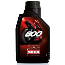 MOTUL 800 FACTORY LINE ROAD RACE 2T
