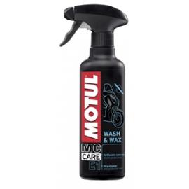 MOTUL MC CARE E1 WASH & WAX 400ML