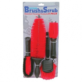 OXFORD BRUSH & SCRUB